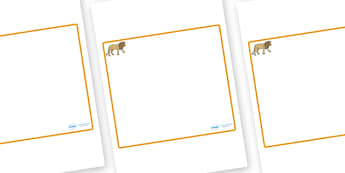 Lion Themed Editable Classroom Area Display Sign - Themed Classroom Area Signs, KS1, Banner, Foundation Stage Area Signs, Classroom labels, Area labels, Area Signs, Classroom Areas, Poster, Display, Areas