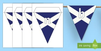 Edinburgh Display Bunting - Scottish Cities, Scotland, capital, city,Scottish, edinburgh, edinburgh bunting