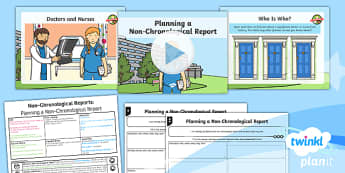 PlanIt Y2 Significant Individuals: Florence Nightingale Lesson Pack Non-Chronological Reports (1)