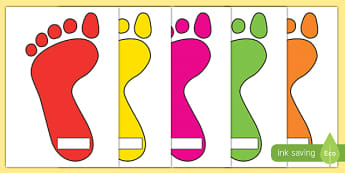 Our Next Steps Footprints - our next steps, footprints, feet