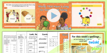 PlanIt Spelling Year 6 Term 3A W4: Words with a Long /o/ Sound Spelt ou or ow Spelling Pack - Spellings Year 6, Y6, ou, ow, long o, shoulder, spelling, words, SPaG, GPS, weekly, weeks, spell, li