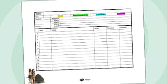 Stone Age Themed Mid Term Planning Template - lesson plans