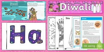 Diwali Resource Pack