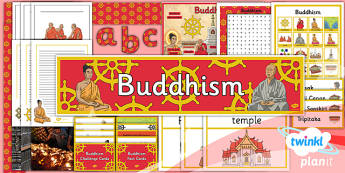 PlanIt - RE Year 4 - Buddhism Unit Additional Resources - planit, year 4, religious education, re, buddhism, additional resources