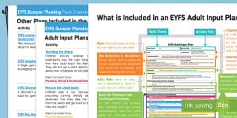 EYFS Aliens Love Underpants Bumper Planning Pack Overview - Aliens Love Underpants, Claire Freedman, space, planning, overview, ideas, lessons, plans, teacher l
