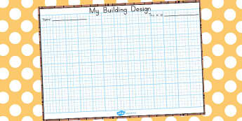 The 3 Little Pigs Building Design Sheet - build, crafts