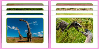 Dinosaur Display Photos - Dance, eyfs, movement, actions, physical development