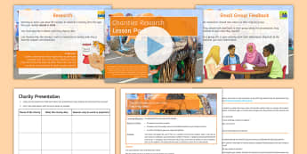 Charities Research Lesson Pack - rights, responsibilities, legal rights, moral rights, legal responsibilities, moral responsibilities