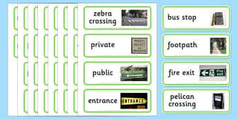 KS3 Social Sight Words - ks3, sen, social sight, social, sight, words, word cards, cards