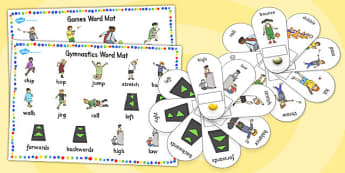 EAL PE Visual Clues Pack - eal, pe, visual clues, pack, resources