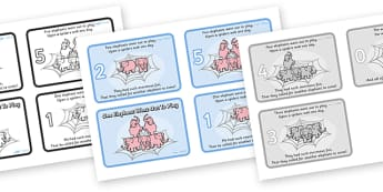 One Elephant Went Out to Play Sequencing (4 per A4) - One Elephant Went Out to Play, sequencing, nursery rhyme, rhyme, rhyming, nursery rhyme story, nursery rhymes, counting rhymes, addition, counting, one more than,