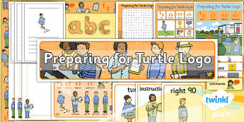 PlanIt - Computing Year 2 - Preparing for Turtle Logo Additional Resources