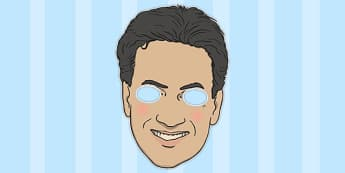 Ed Miliband Role Play Mask - roleplay, mask, ed, miliband, play