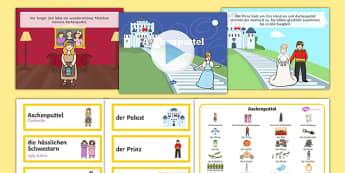 Cinderella Pack German