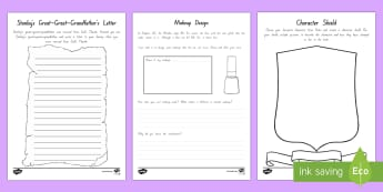 Years 5 & 6 Chapter Chat to Support Teaching on Holes: Chapters 16-23 Activity Pack - New Zealand Chapter Chat, Chapter Chat NZ, Chapter Chat, Australia, holes