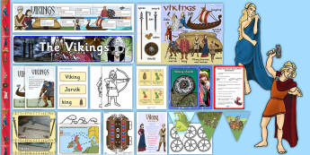 The Vikings Resource Pack - History Club, The Vikings, Ideas, Support, Elderly Care, Care Homes, Activity Coordinators,Australia