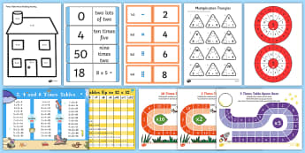 Times Tables - maths, times tables, x tables, multiplication, number facts, worksheets, activities, calculation