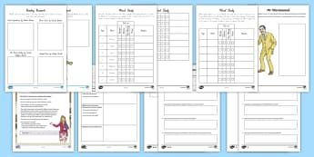 Term 2 Chapter Chat Years 3 & 4 Matilda Chapters 1 to 3 Activity Pack to Support Teaching on Matilda - New Zealand Chapter Chat, Chapter Chat NZ, Chapter Chat