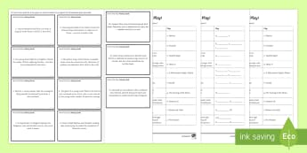 * NEW * Name that Shakespeare Play! Differentiated Activity Pack - Secondary - Shakespeare's Birthday 23/04/2017, pack, cards, trivia, play, name