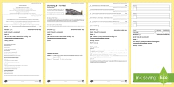 006 Eng Lang EDUQAS Style P2 Exam Questions Pack - English language GCSE Exam Papers