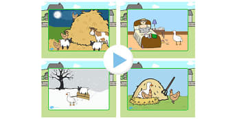 Farmer And Duck PowerPoint - powerpoints, stories, story, farmers