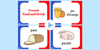 French Food PowerPoint - French, Food, Powerpoint, France, Eat