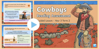 Year 3 Reading Assessment Non-Fiction Term 2 Guided Lesson PowerPoint - Year 3, term 2, Reading Assessment Guided Lesson PowerPoints, KS2, reading, read, assessment, guided