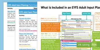 EYFS Adult Input Planning and Resource Pack Overview - Aliens Love Underpants, Claire Freedman, space, lesson plans, lessons, adult led, teacher input, pla