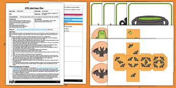 EYFS Sharing Spells Adult Input Plan and Resource Pack