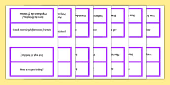 Word Cards for Bocs or Bag Helpwr Heddiw Year 3 and 4 bilingual resource - Word Cards, Welsh Second Language, Helpwr Heddiw