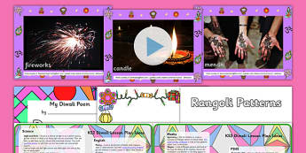 KS2 Diwali Teaching Resource Pack - diwali, resources, pack, ks2
