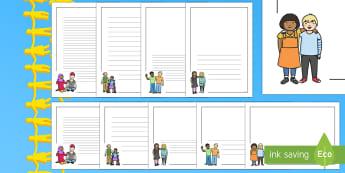 Kindness Week Page Border Pack - Twinkl Kindness Week, kindness week, twinkl kindness week, kind resources