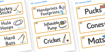 Jaguar Themed Editable PE Resource Labels - Themed PE label, PE equipment, PE, physical education, PE cupboard, PE, physical development, quoits, cones, bats, balls, Resource Label, Editable Labels, KS1 Labels, Foundation Labels, Foundation Stage Lab