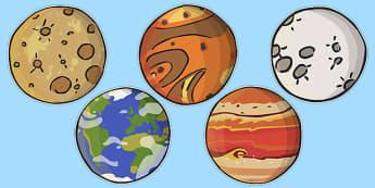 Editable Planets - Space, planets, planet, Resource Labels, Name Labels, Editable Labels, Drawer Labels, Coat Peg Labels, Peg Label, KS1 Labels, Foundation Labels, Foundation Stage Labels, Teaching Labels