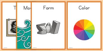 Art Display Key Words - usa, america, art, display, key words, key, words