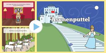 Cinderella German Translation PowerPoint