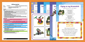 EYFS Matching Mats Busy Bag Plan and Resource Pack