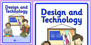 Australian Curriculum Design and Technology Book Cover - topic, art