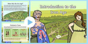 CfE Second Level Introduction to the Iron Age PowerPoint - Prehistoric Scotland, Ancient Scotland, Scottish history, Social Studies Topics, 2nd level topics,Sc