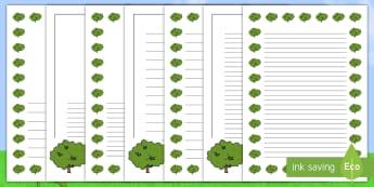 Copaci de vară Pagini de scris - an școlar, sfârșit de an școlar, sfarsit de an scolar, an lectiv, sfârșitul anului școlar, sf