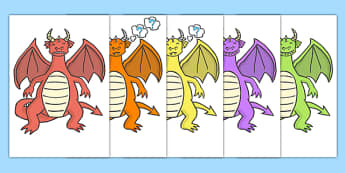 Behaviour Management Dragons - rules, behaviour, Golden time, golden rules, golden time display, rules, behaviour, golden rule, rule, classroom rules, behaviour management