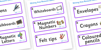 Florence Nightingale Themed Editable Writing Area Resource Labels - Themed writing resource labels, literacy area labels, writing area resources, Label template, Resource Label, Name Labels, Editable Labels, Drawer Labels, KS1 Labels, Foundation Labe