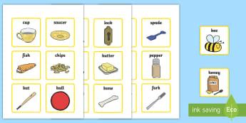 EAL Matching Pairs Activity - eal, matching pairs, matching, match, pairs, activity, game, languages