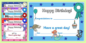 Happy Birthday Posters - happy birthday, posters, display, gifts, happy, birthday