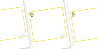 Chicks Themed Editable Classroom Area Display Sign - Themed Classroom Area Signs, KS1, Banner, Foundation Stage Area Signs, Classroom labels, Area labels, Area Signs, Classroom Areas, Poster, Display, Areas