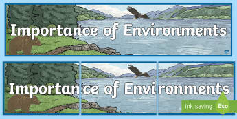 Year 4 AC Geography Environments Display Banner  - ACHASSK088, title, geog, geography, Aus, world,Australia