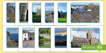 Tourist Attractions in Ireland Photo Pack - ROI - The World Around UsWAU, Irish