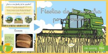Presentación: Las fiestas de la cosecha por el mundo - festivos, festivales, cosecha, agricultura, cultivos, cultivo, el mundo, la tierra, china, indonesia