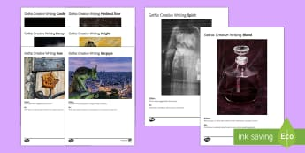 Gothic Writing Stimulus Picture - Gothic, creative writing, Victorian, spooky, haunted