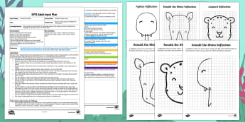 EYFS Ronald's Magic River Adult Input Plan and Resource Pack - Ronald the Rhino, Twinkl story book, adult led, plans, teacher led, ta led, games, activities, maths